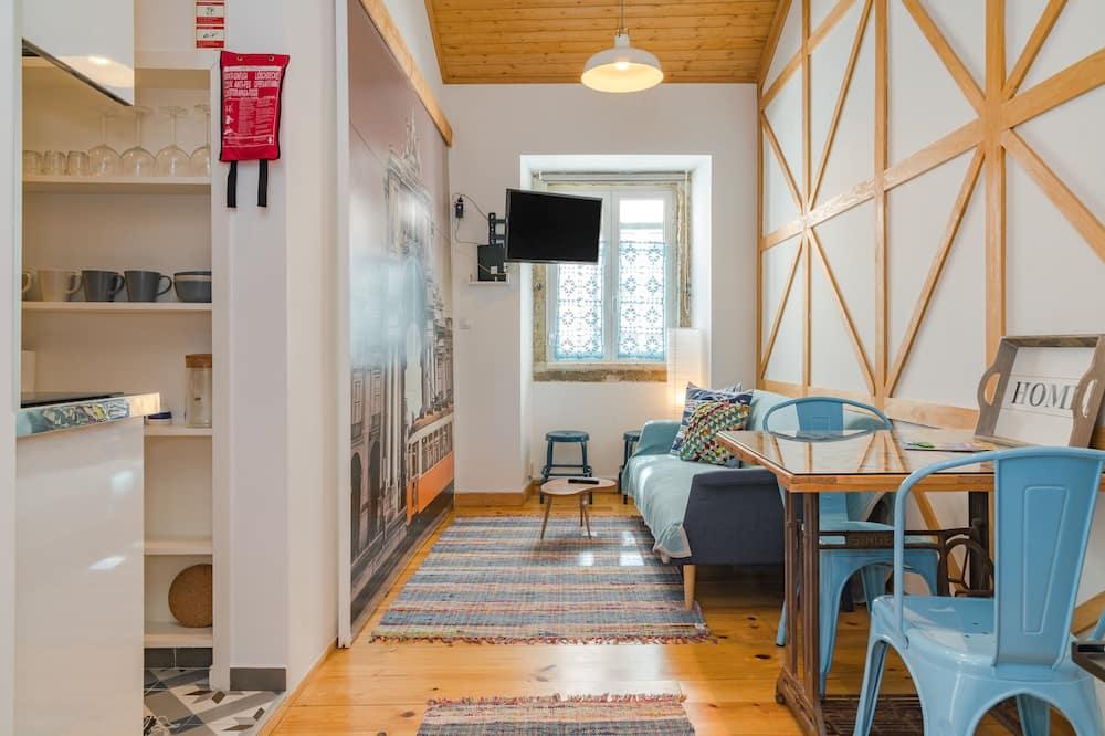 Apartamento, 1 Quarto - Imagem em Destaque