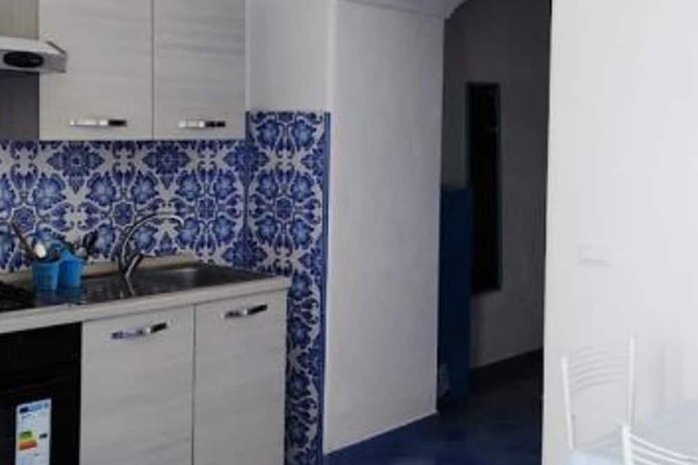 Apartment, Meerblick - Wohnzimmer
