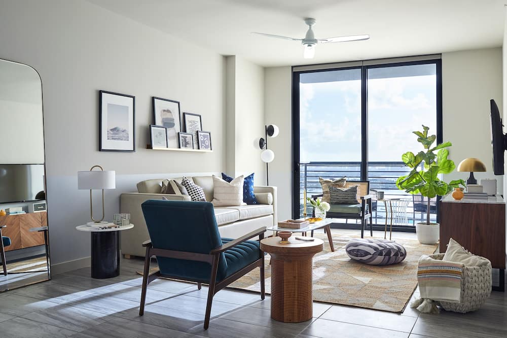 Luxury-Apartment, 1 Schlafzimmer, Stadtblick (1 Bedroom) - Profilbild