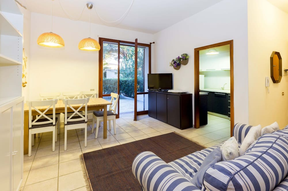 Apartemen, 3 kamar tidur (PIANO TERRA) - Area Keluarga