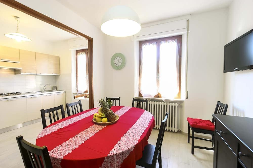 Apartmán, 4 ložnice - Stravování na pokoji