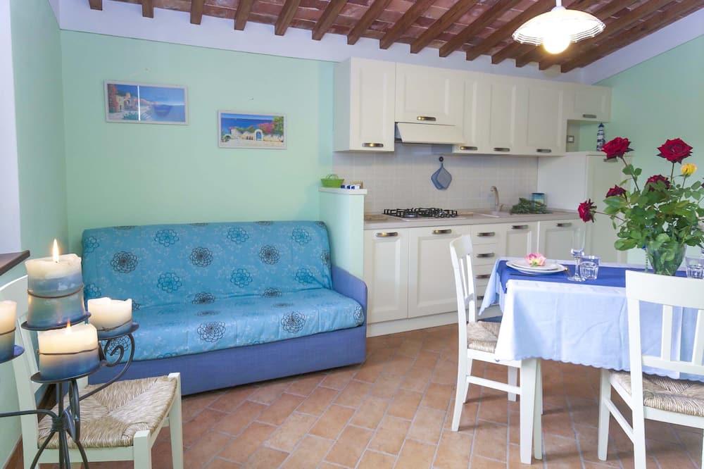 Apartment, 2 Bedrooms (ROSMARINO) - Living Area