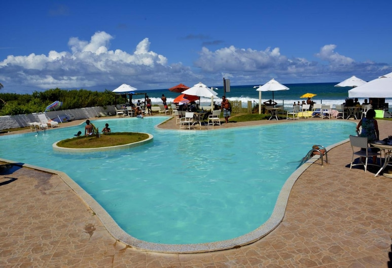 OYO Arembepe Beach Hotel, Camacari, Pool