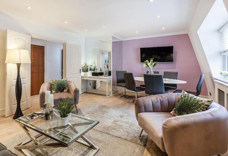 Nassau Street, London, Luxury külaliskorter, Lõõgastumisala