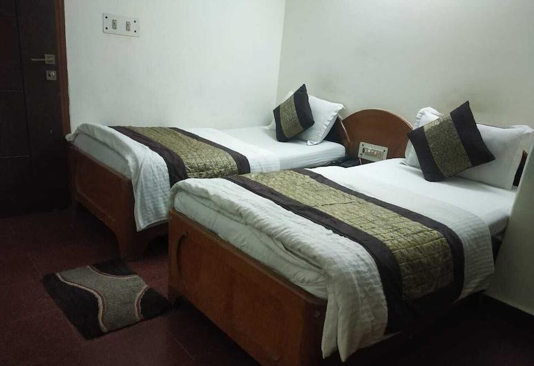 ADB Rooms Vardhman Inn, Нью-Дели, Улучшенный двухместный номер с 1 или 2 кроватями, Номер