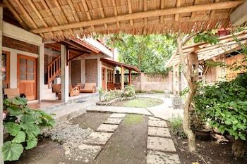 Fotografia hotela (Saka Homestay) v meste Borobudur (budhistický chrám)