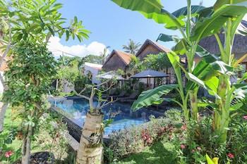 Gambar Alam Selumbung Bungalow di Pulau Penida