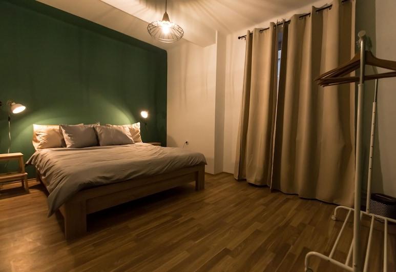 Clover Hostel, Skopje, Chambre Double (1), Chambre