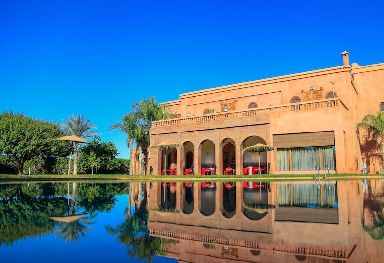 Abraj Bladi Resort, Marrakech, Parte delantera del hotel