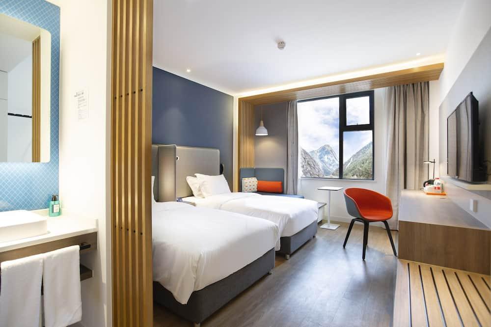 Pagerinto tipo kambarys, 1 viengulė lova, Nerūkantiesiems - Svečių kambarys