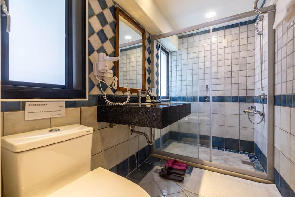 Habitación sénior con 2 camas individuales - Cuarto de baño