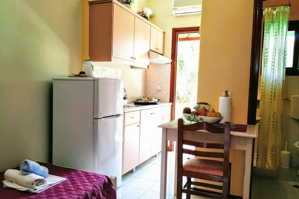 Apartment, Garden View - Living Area