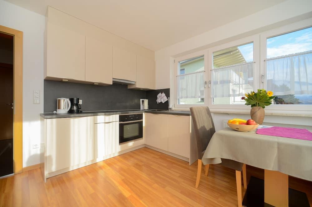 Junior Apartment, 2 Bedrooms, Mountain View (Harmonie) - Living Area