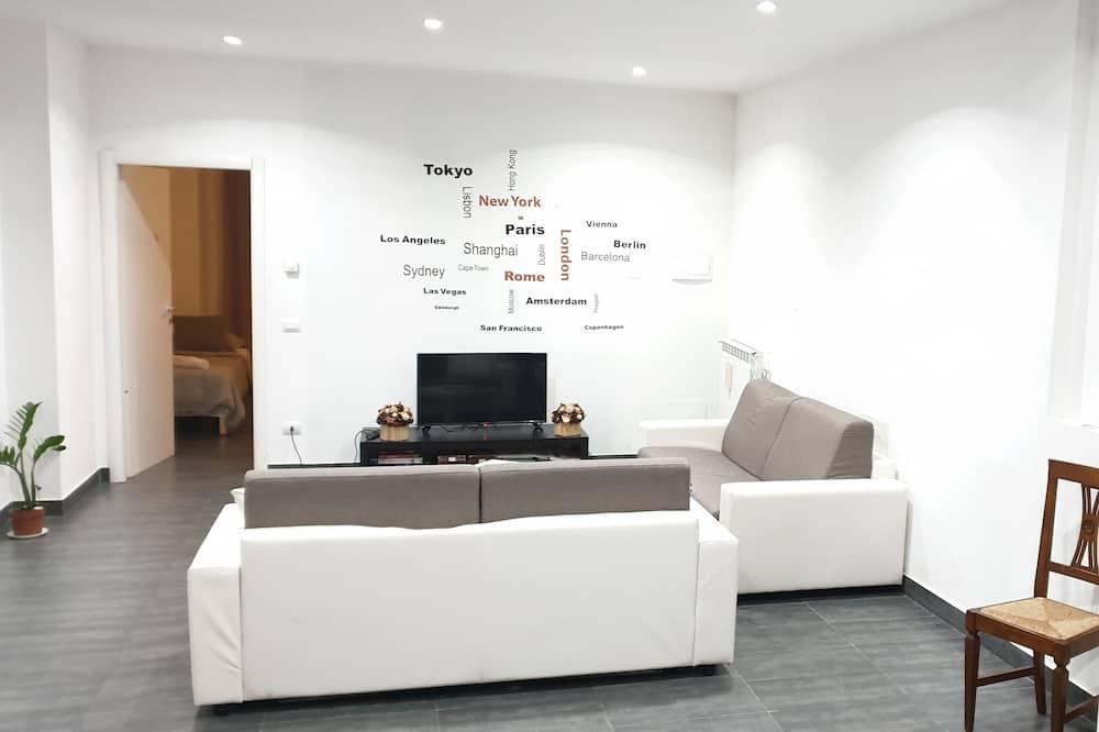 Apartmán typu Comfort - Obývací prostor