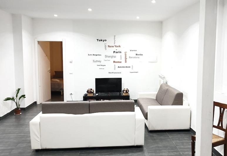 Appartamento Delle Star, Milano, Comfort Apart Daire, Oturma Odası