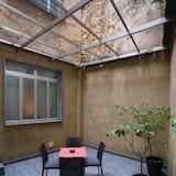 City-Apartment, 2Schlafzimmer, Balkon - Balkon