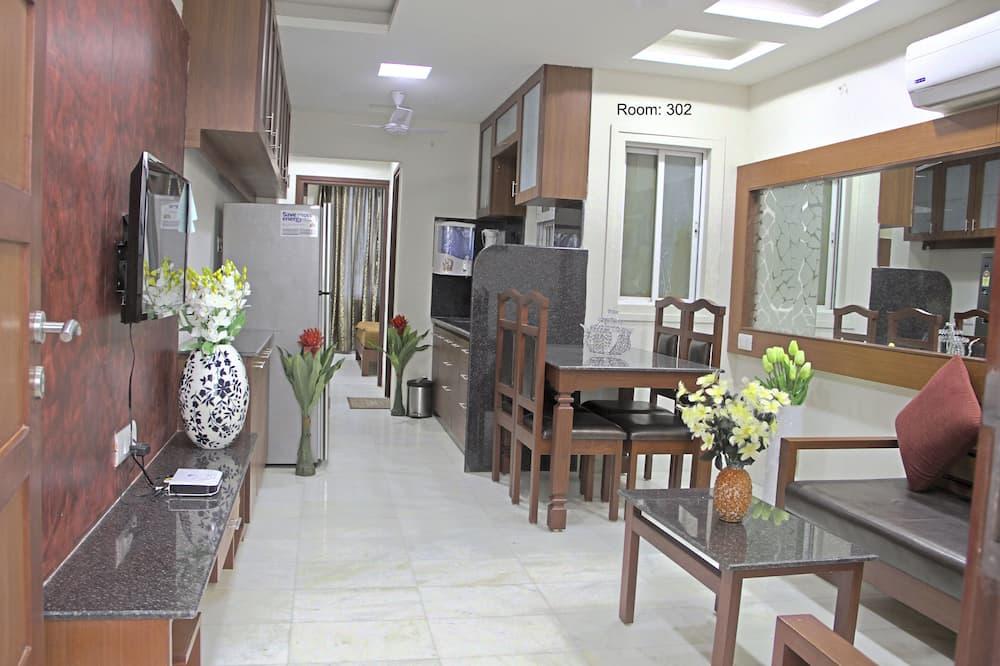 Külaliskorter (2 BHK) - Lõõgastumisala