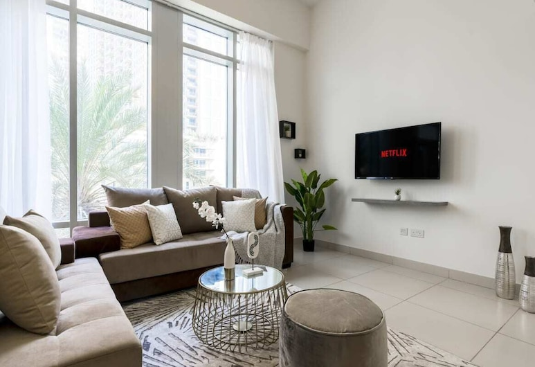 Spacious Apt Right Next to Dubai Opera, Dubai