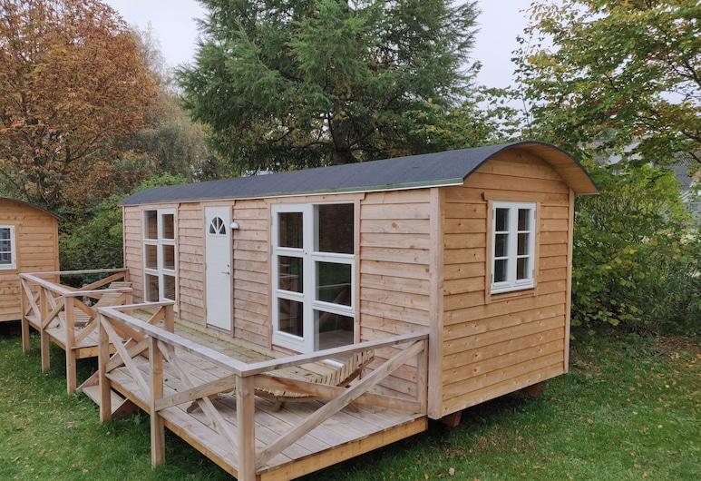 Danakilde, Give, Double or Twin Room, Shared Bathroom, Terrace/Patio