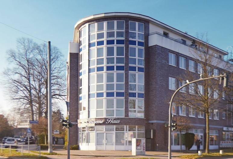 Hamburg Nord Apartments, Hamburg, Fassade der Unterkunft