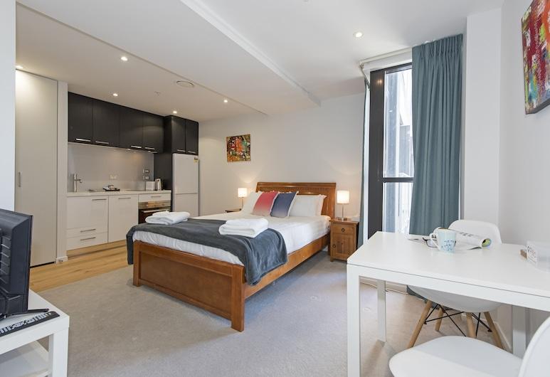 Paris haven Studio Queens Residences, Pool & Gym!, Auckland