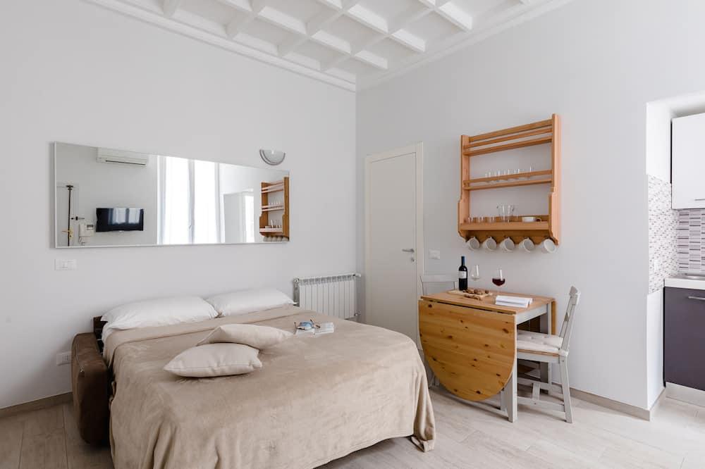 Apartman, 1 spavaća soba (A World Aparts - 61 Margutta) - Dnevna soba