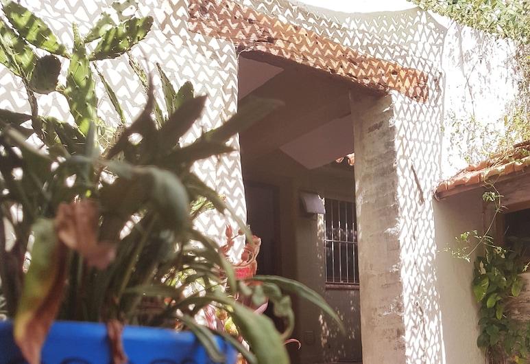 Posada Buruguyá, Colonia del Sacramento, Ausblick vom Zimmer