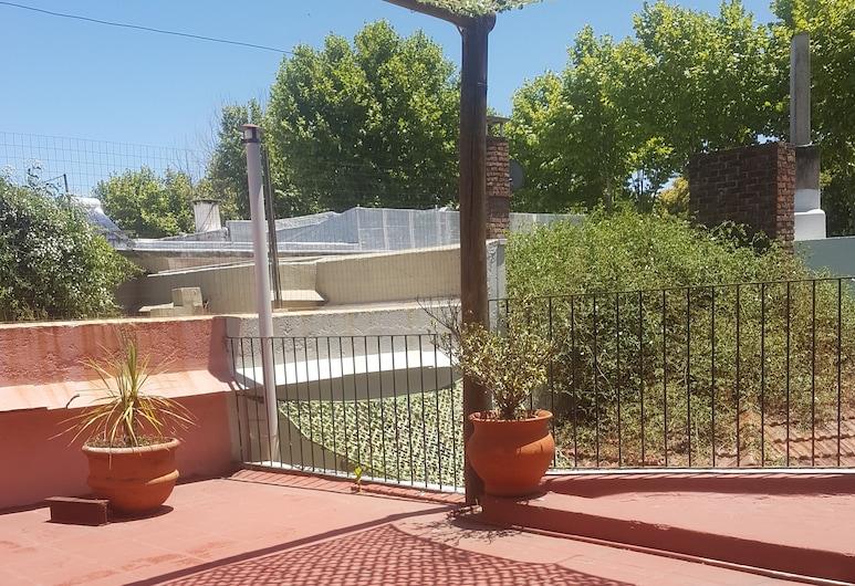 Posada Buruguyá, Colonia del Sacramento, Habitación familiar, Terraza o patio