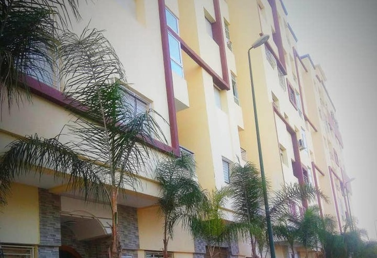 Apartment With 2 Bedrooms in Meknès, With Balcony and Wifi, Meknes, Fasáda