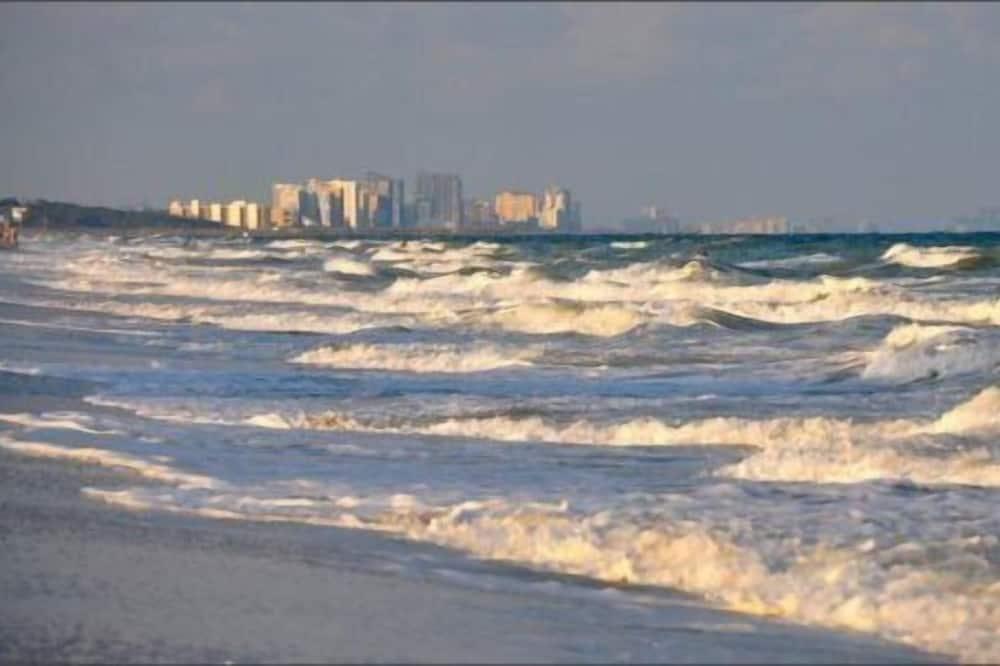 บ้านพัก - ชายหาด