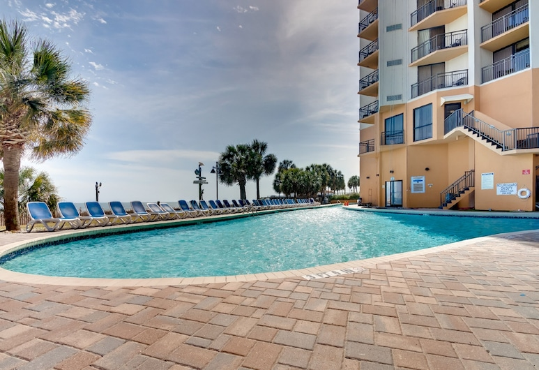 Ocean Front Penthouse Condos at Patricia Grand, Myrtle Beach