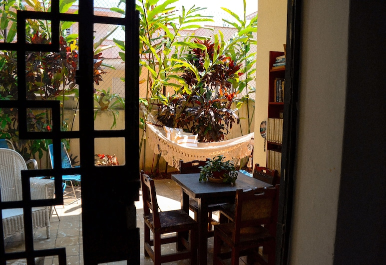 Miramar 1938, Havana, Terrasse/patio