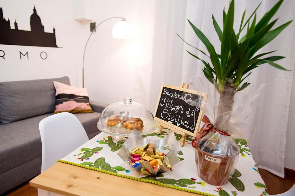 Exclusive Apartment, 1 Bedroom - Living Area