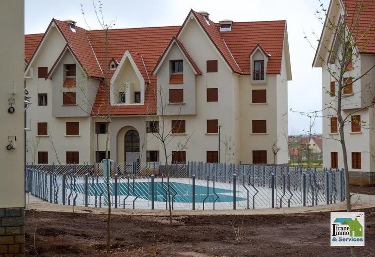 Jad home, Ifrane, Exterior