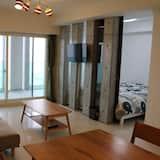 Szoba, 2 hálószobával (405) - Nappali