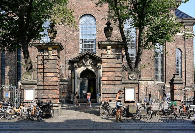 Fantastic Apartment in Christianshavn, Copenhague, Extérieur