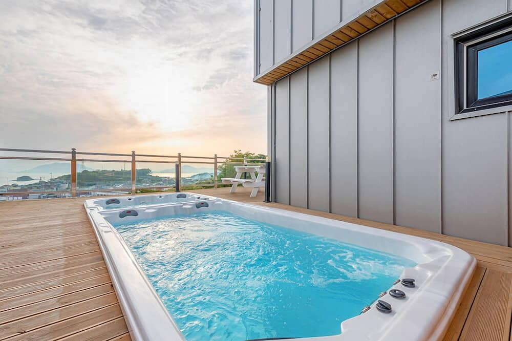 客房 (A-3(Swimming pool&SPA)) - 客房