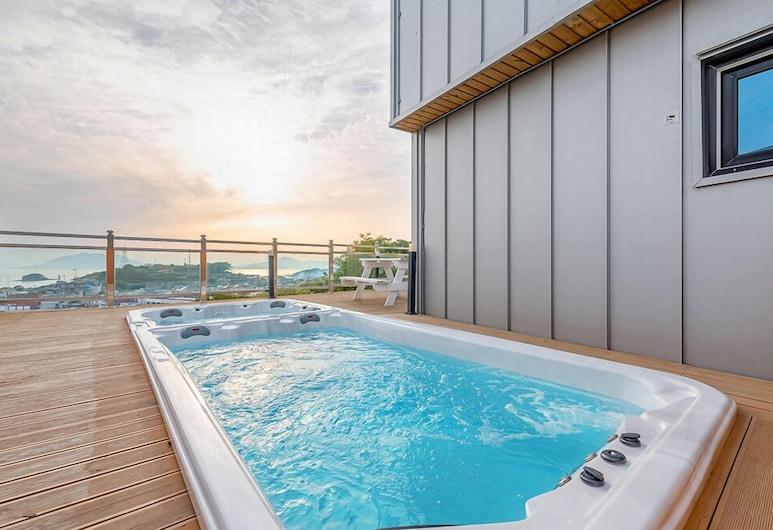 Yeosu AG Spa Ville Fent, Yeosu, Herbergi (A-3(Swimming pool&SPA)), Herbergi