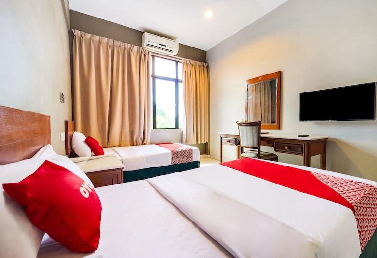 OYO 89643 SS Motel, Langkawi, חדר דה-לוקס טווין, חדר אורחים