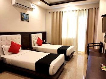 Foto van Hotel Shiv Vilas in Rishikesh