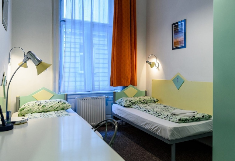 MP Hostel Budapest, Budapeszt, Pokój dla 1 osoby standardowy, Pokój