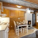 Апартаменти, 1 спальня, сауна (40.5 m2, P6 KES) - Житлова площа