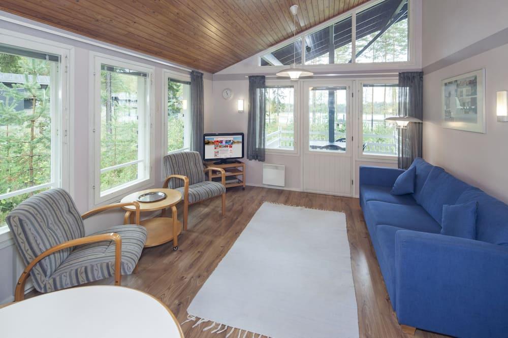 Studio, Sauna (34 m2, R2) - Living Room