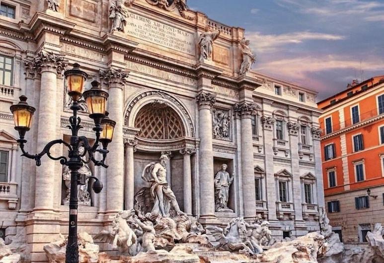 Trevi QQ Rooms, Rome