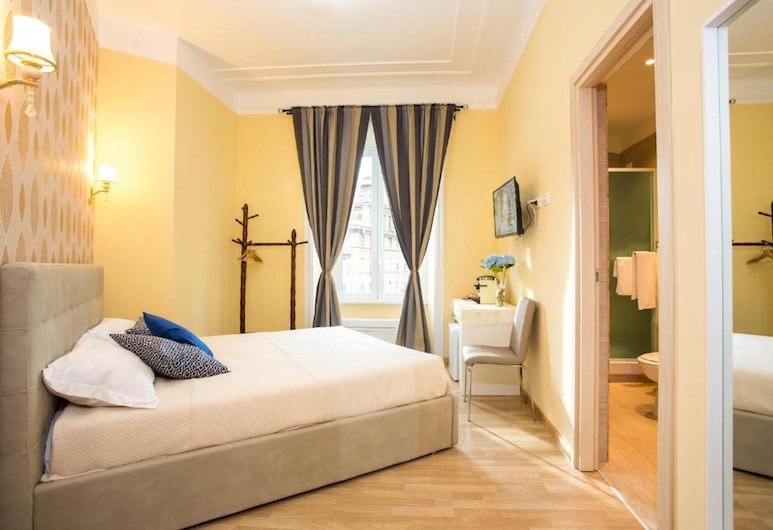 BQ House Castello, Rome, Double Room, Guest Room