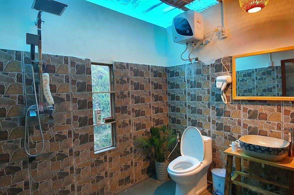 Camera doppia, bagno condiviso - Bagno