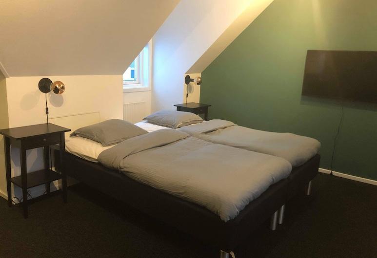 Kulukis Downtown Hostel, Nuuk, Comfort tweepersoonskamer, Kamer
