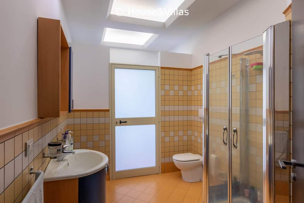 Hus - 3 soveværelser - Badeværelse