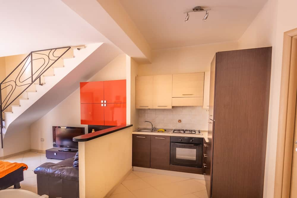 Apartment, 2 Bedrooms - Private kitchenette