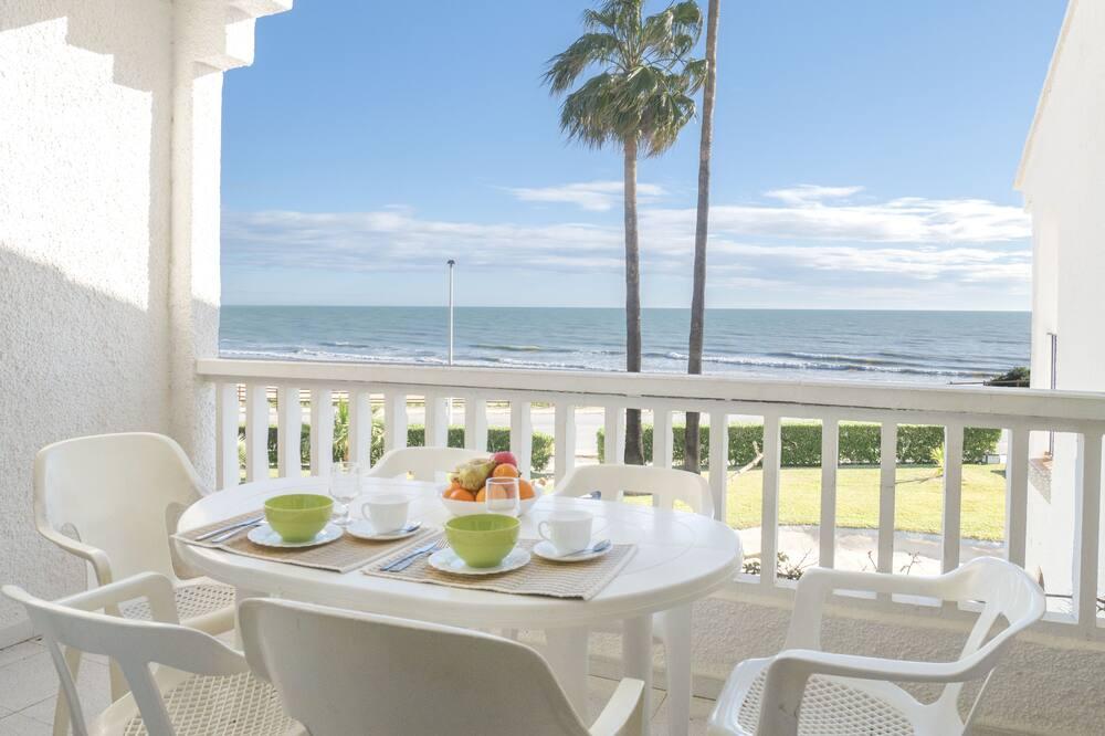 Apartment, 1 Bedroom, Oceanfront - Balcony